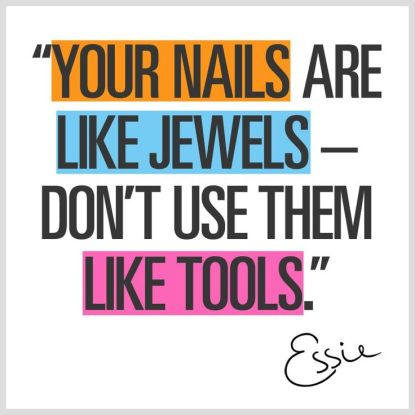 Nail Implements Like Files Cuticle Cleaners Cutters Etc There Is A Sizeable Chance That Are Contaminated With Bacteria